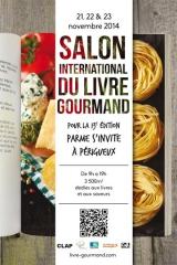 Gourmand, Livre, Salon, Gastronomie, Cuisine